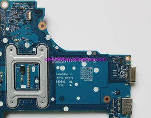 Image 5 - אמיתי 744016 601 744016 501 744016 001 6050A2566301 MB A04 HM87 מחשב נייד האם Mainboard עבור HP ProBook 650 G1 נייד