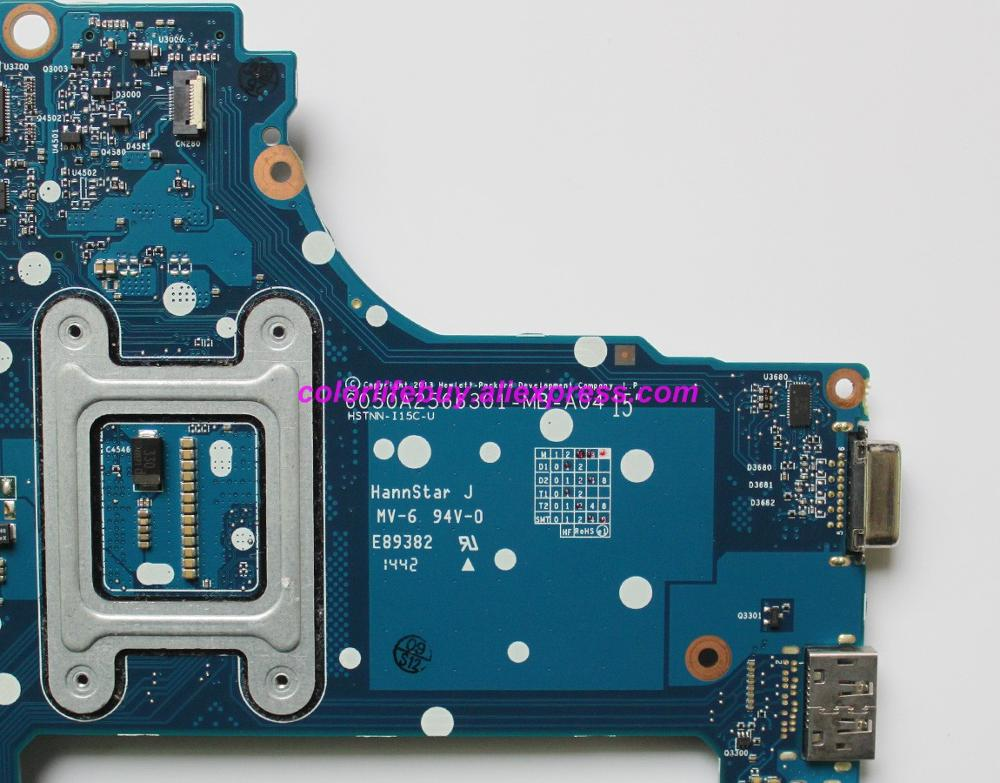 Image 5 - Genuine 744016 601 744016 501 744016 001 6050A2566301 MB A04 HM87 Laptop Motherboard Mainboard for HP ProBook 650 G1 NoteBook PC-in Laptop Motherboard from Computer & Office