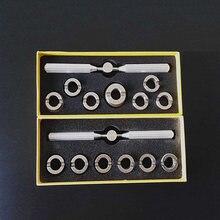 7baf1f80b04 7 pcs Kit Repair Tool Assista Opener Chave Gadgets Relojoeiro Removedor de  Volta Caso Para ROLEX