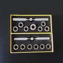 7 قطعة أداة إصلاح ساعة طقم فتاحات الأدوات الساعات مزيل الغطاء الخلفي لمفتاح رولكس