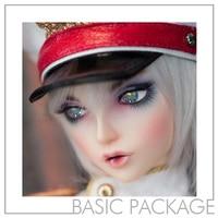 OUENEIFS Scarlett Seahorse Fairyland FairyLine60 bjd sd doll 1/3 model girls boys toys shop silicone resin furniture