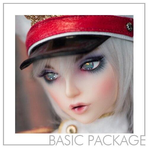 OUENEIFS Scarlett hippocampe Fairyland FairyLine60 bjd sd poupée 1/3 modèle filles garçons jouets boutique silicone résine meubles-in Poupées from Jeux et loisirs    1