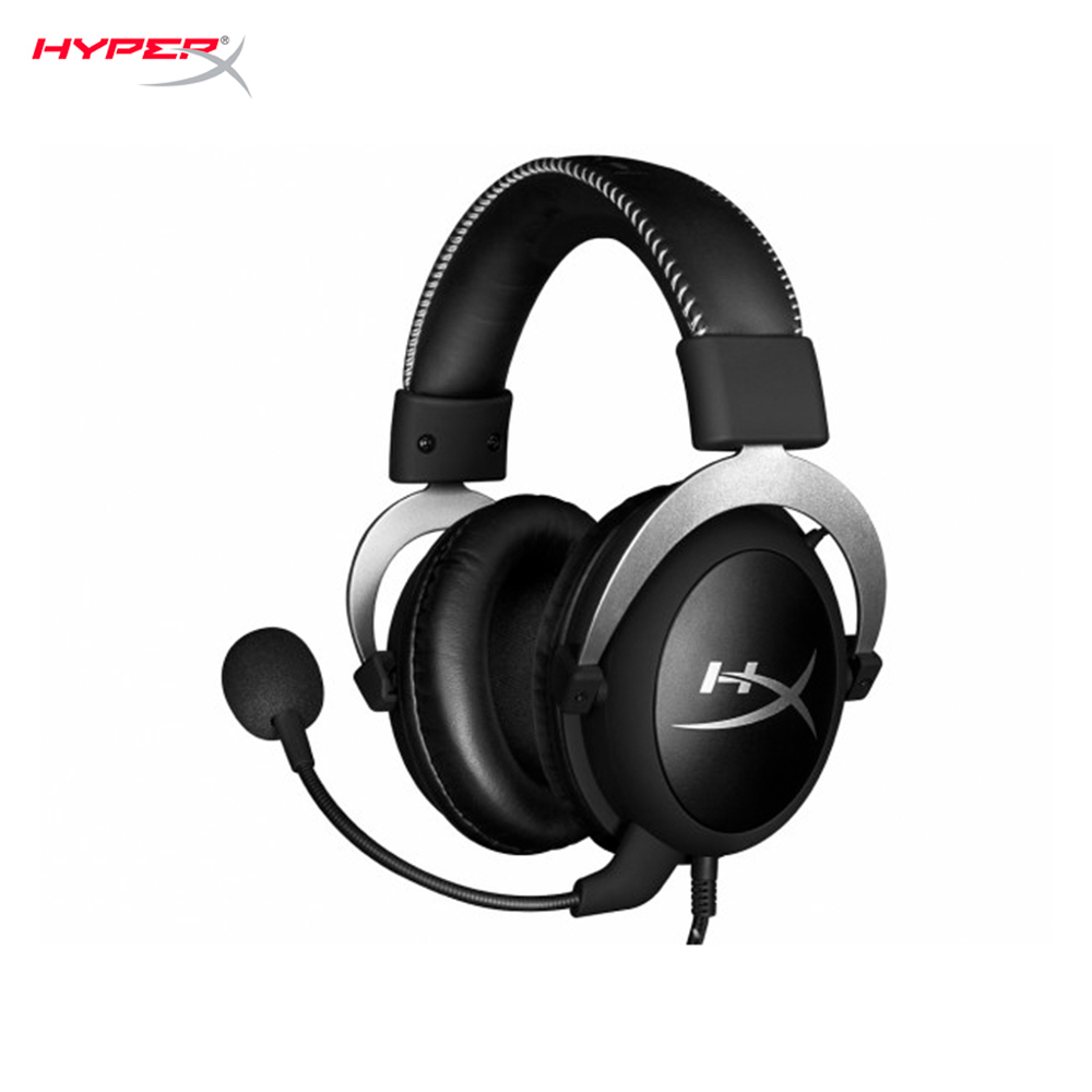 Earphones & Headphones HyperX HX-HSCL-SR/NA computer wired wireless headset gaming kotion each g 2000 game headphone gaming stereo headset wired headphones deep bass with mic led noise canceling for computer pc