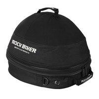 ROCK BIKER Knight Motorbike Travel Multifunction Tool Tail Bag Motorcycle Helmet Bag Motorcycle Handbag Luggage Carrier Case