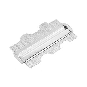 125mm Contour-gauge Stainless