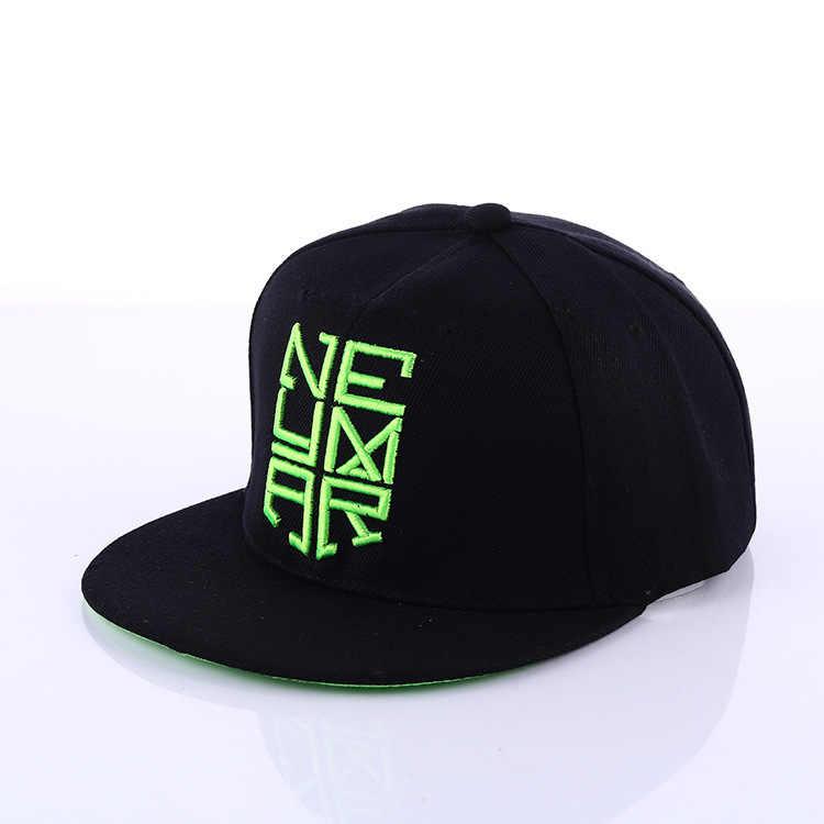d7925f15b Fashion Neymar NJR Baseball Caps MESSI Snapback Hats Man Women Cotton Hip  Hop Hat Gorras Casual Ronaldo CR7 Casquette NY LA Cap