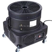 Высокое качество 750/1100 Вт небольшой пыли выхлопной Электрический воздуходувка надувная модель центробежный воздуходувка насос 220/110 В