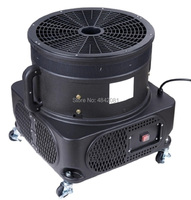 High quality 750/1100W Small dust exhaust electric blower Inflatable model centrifugal blower air blower pump 220/110V
