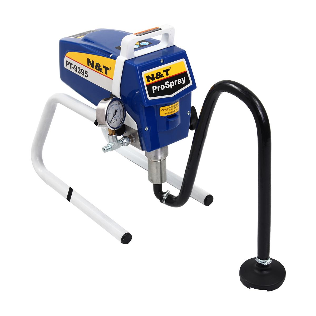 220V Electric Airless Spraying Machine High Pressure ...