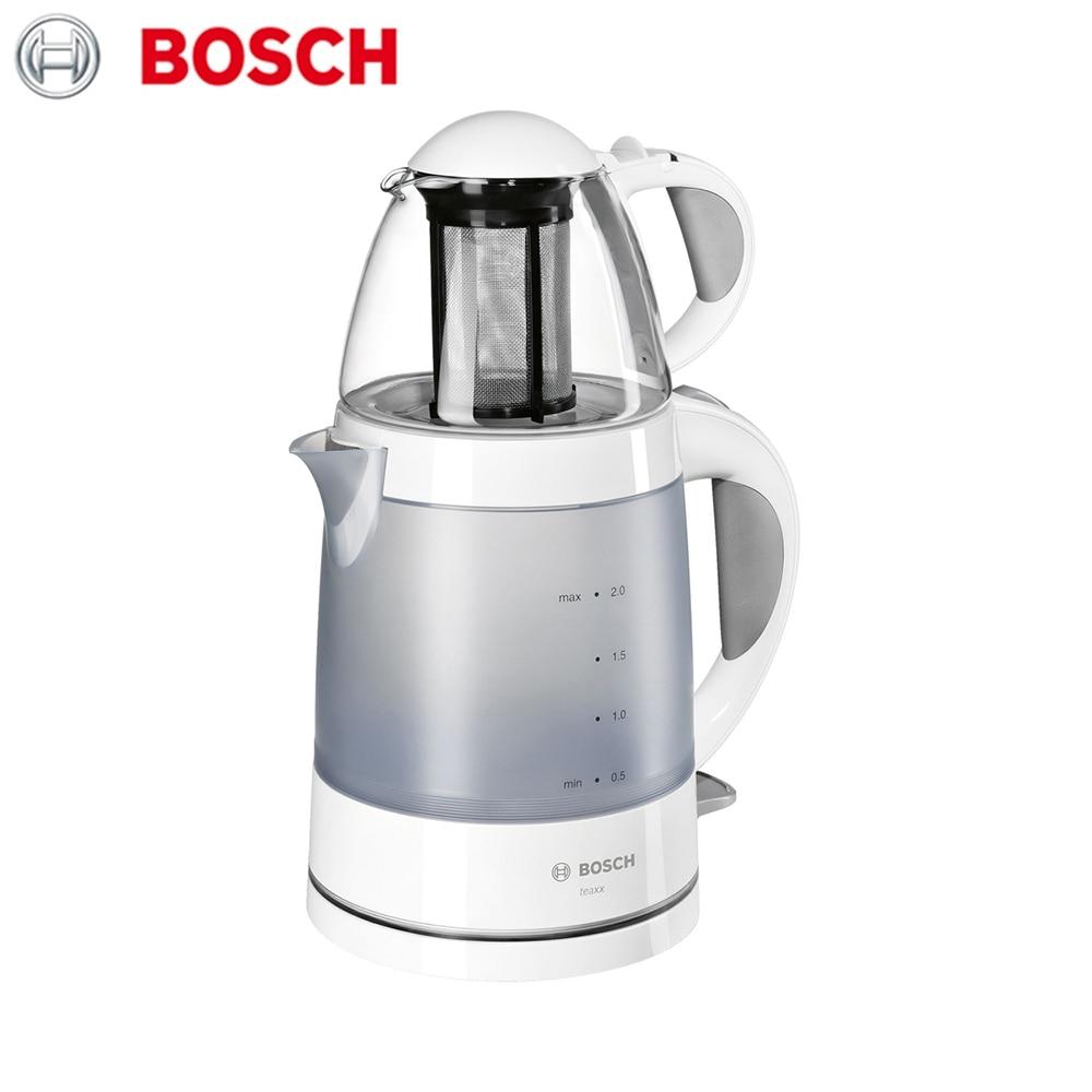 цена Electric Kettles Bosch TTA2201 home kitchen appliances kettle make tea