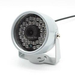 H.265 + HD 2MP 1/2. 8 instrukcji obsługi Sony IMX307 Starlight kamera ip cctv czarny światło oświetlenie bezpieczeństwa sieci