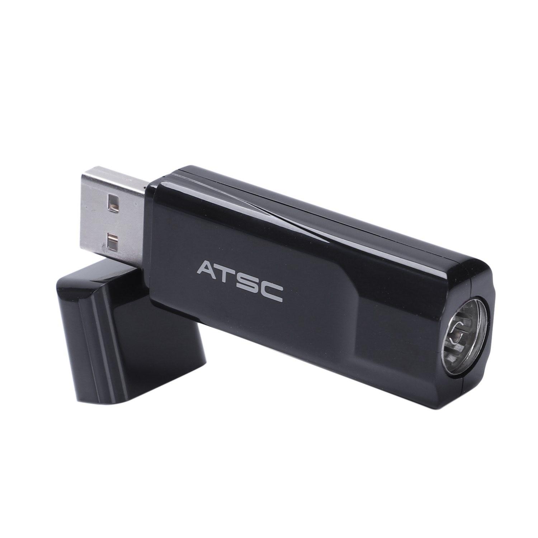 Récepteur de télévision numérique Atsc Tv en direct Hdtv Windows Pc Dongle Usb pour états-unis/corée/mexique/Canada