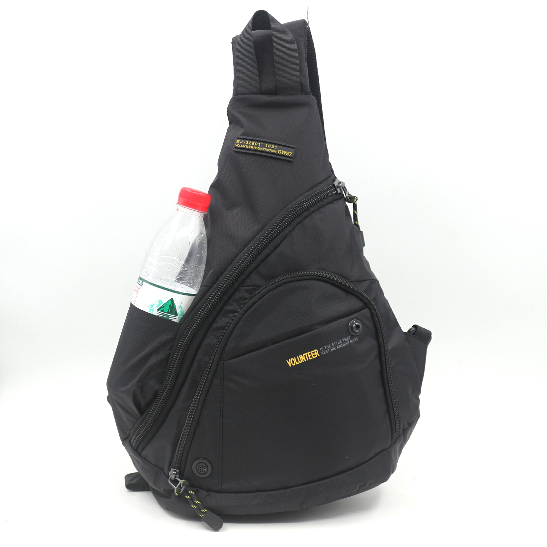 Высококачественный рюкзак через плечо, рюкзак, дорожный рюкзак, модная сумка для бутылки с водой/чайника, Мужская нагрудная сумка на плечо|Рюкзаки| | АлиЭкспресс