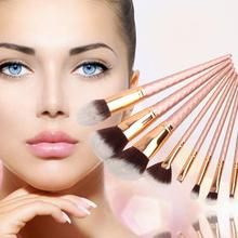 8pcs Makeup Brushes Set Cosmetic Pinceaux Pincel Maquillage for Eyes  Eyeshadow Facial Foundation Blush Brush