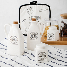 Buy Salt Pepper Oil And Vinegar Set And Get Free Shipping