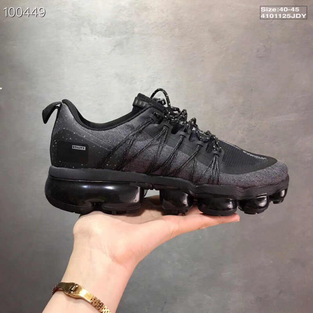 8826bc5cbbc01 2018 Hot Sale Vapormax Run Utility Men Running Shoes Sports Men Sneakers  Air Vapormax Shoes Sport