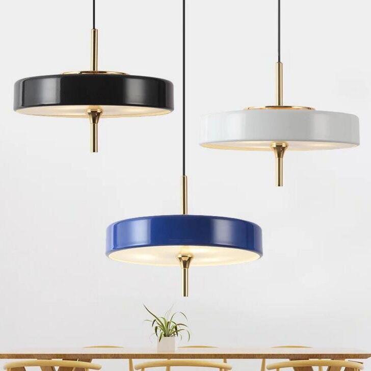 Nordique postmoderne lustre qualité Simple luminaire moderne mode lampes salle à manger Restaurant chambre salon lumière-in Lustres from Lampes et éclairages on Shop4935053 Store