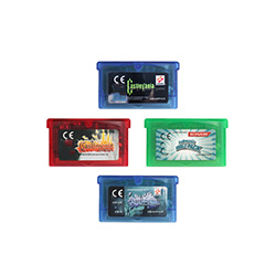 32 Bit Handheld Console Video Game Cartridge Card Castlevania Series EU Version image