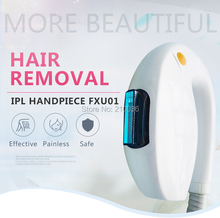 Real sapphire crystal 2018 newest IPL handle for IPL SHR E-light equipment  for opt hair removal недорого