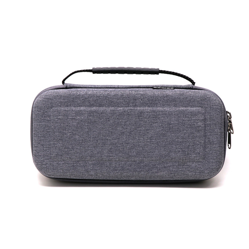 Portable Eva Carrying Storage Bag Hard Shell Case Build-In 20 Game Cartridges For Nintendo Switch Ns Console Speaker Accessories