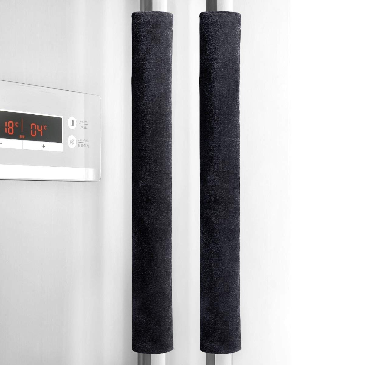 Refrigerator Door Handle Cover Kitchen Appliance Decor Handles Antiskid Protector Gloves for Fridge Oven Keep off Fingerp