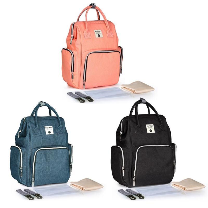 Diaper Bag Backpack Large Capacity Travel Maternity Nursing Bag Baby CareDiaper Bag Backpack Large Capacity Travel Maternity Nursing Bag Baby Care