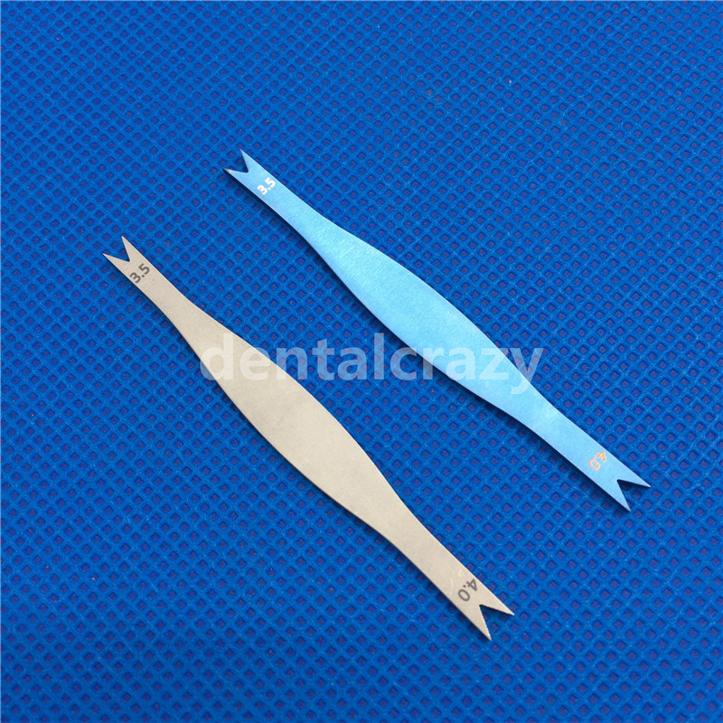 1PCS 3.5-4.0/5.5-6.0 Braunstein Fixed Caliper Ophthalmic Surgical Instrument