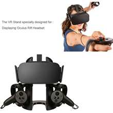 Stand,Headset Display Holder For Oculus Rift Headset And Press Controller
