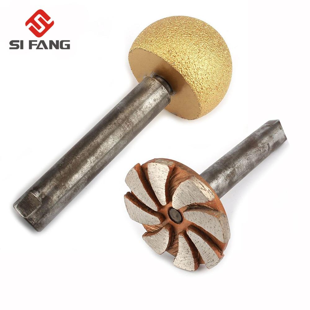 Diamond Sintering Grinding Wheel Mushroom Grinding Head Angle Grinder Connecting Rod Kit
