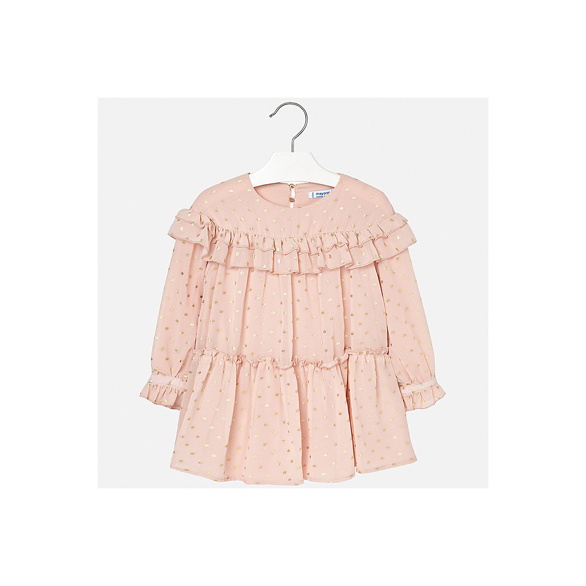MAYORAL Dresses 8850352 Polyester Casual children clothing