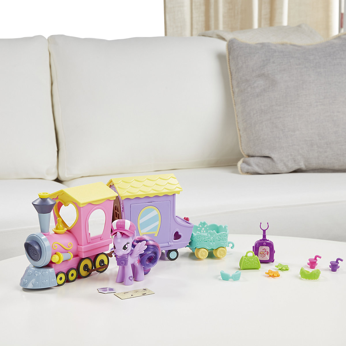 My Little Pony Diecasts & Toy Vehicles 4767289 Childrens Toys For Boys Kids Baby Boy MTpromo