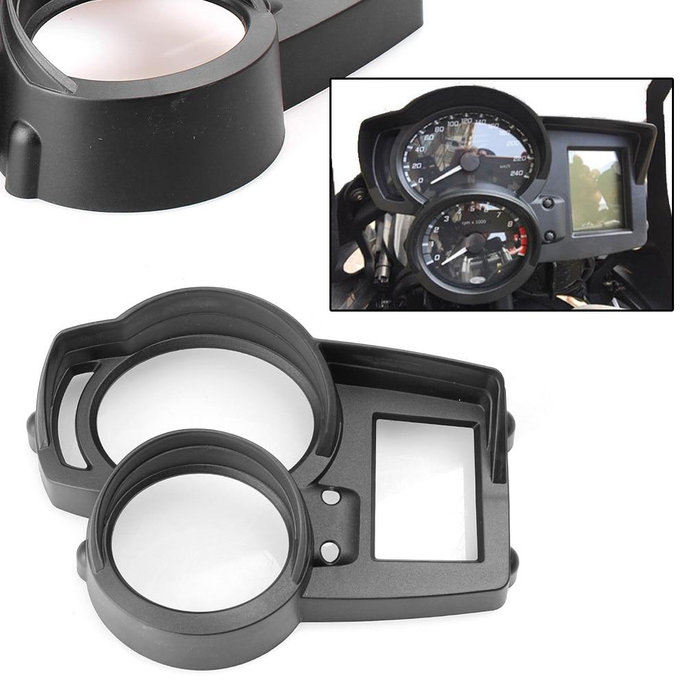 For BMW R1200GS F800GS Adventure S1000XR F650GS F800GT F800R F800ST R1200R Black Motorcycle Sunproof Hood Instrument Protector