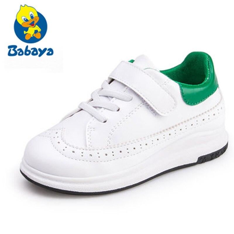2018 Baby Sport Kinder Schuhe Kinder Casual Mädchen Sneaker Mode Einfache Licht Schuhe Anti-rutschig Gummi Bequeme Laufschuhe Verkaufspreis