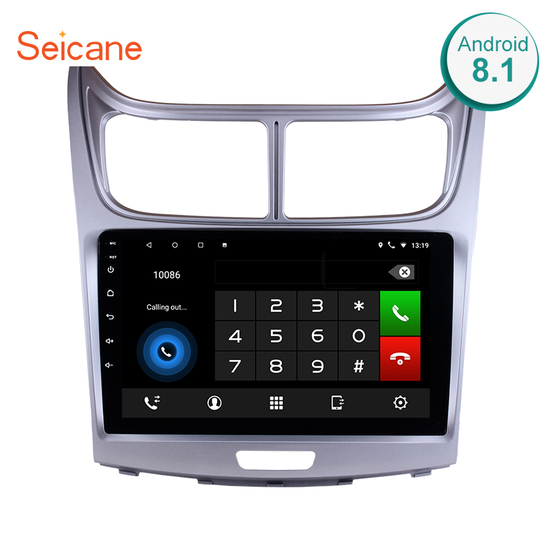 Seicane Android 8 1 9 2Din Car Radio Stereo 8 Core GPS Multimedia Player Touchscreen Head