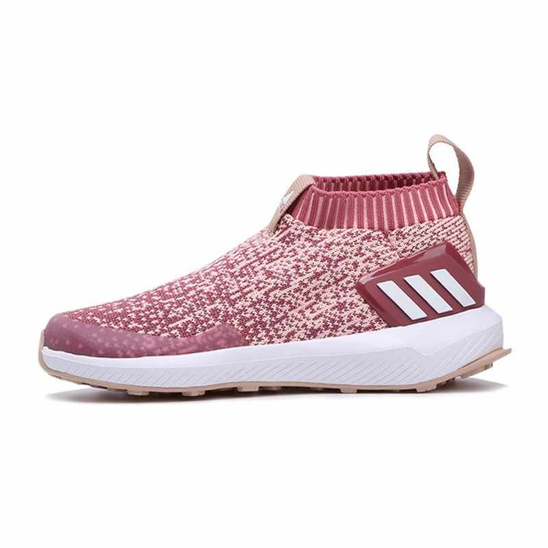 huge selection of 478f9 f2a97 ... ADIDAS Kids Girls Walking Comfortable Sneakers Anti-slippery Casual  Style Sports Running Shoes  D97545 ...