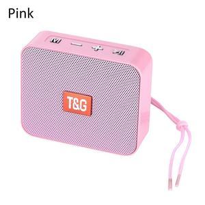 Image 1 - ลำโพงมินิแบบพกพานวัตกรรมสแควร์ไร้สายบลูทูธ TG166 สนับสนุน Micro TF Card สเตอริโอ Hd Bass เสียงอุปกรณ์