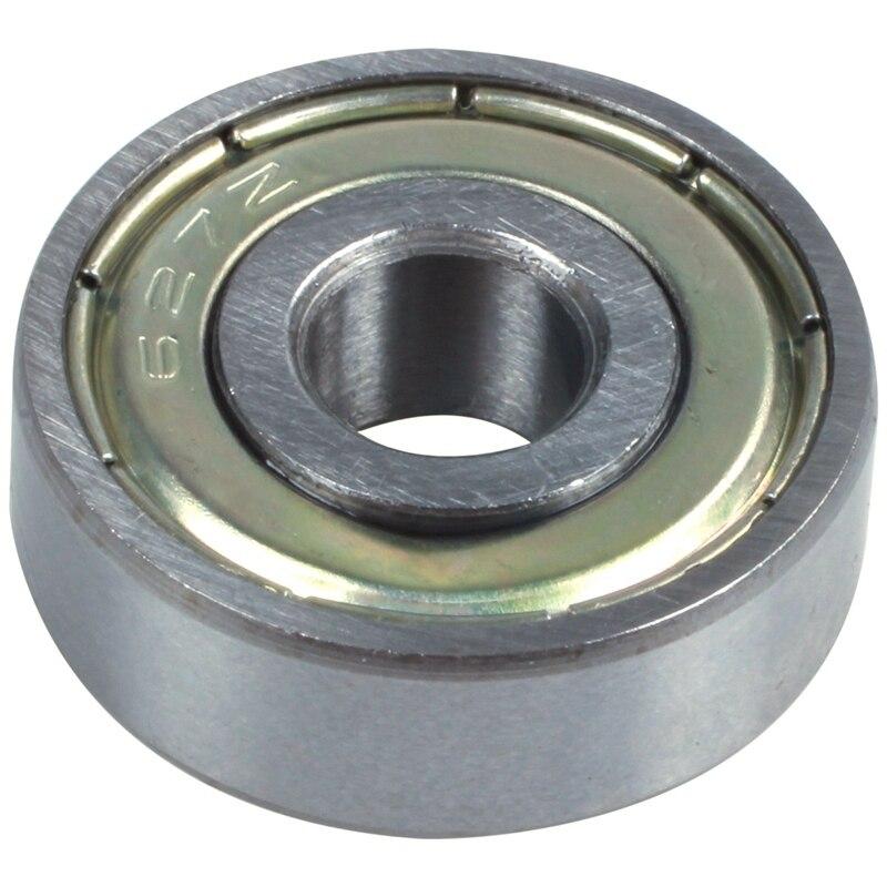 Silver Metal 627Z Deep Groove Ball Bearing Ball Bearing 7mm X 22mm X 8mm