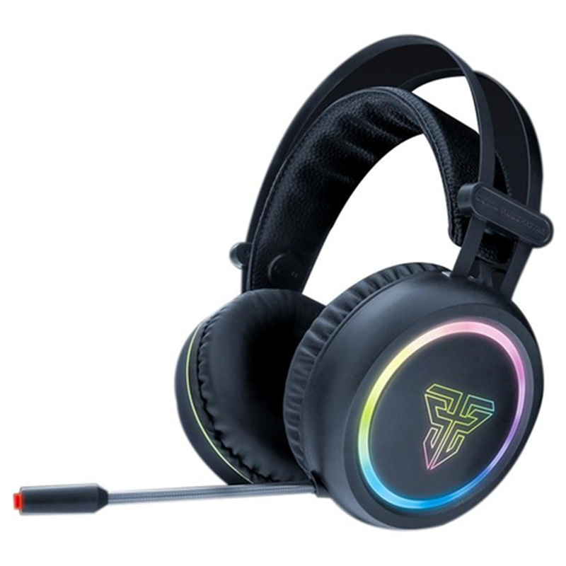 FANTECH Pro Gaming Headset Fantech Hg15 7.1 Channel Rgb Gaming Headset
