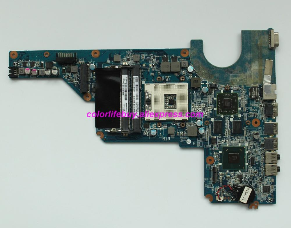 Genuine 636375 001 DA0R13MB6E0 HD6470/1G HM65 Laptop Motherboard Mainboard for HP Pavilion G4 G6 G7T Series NoteBook PC-in Laptop Motherboard from Computer & Office