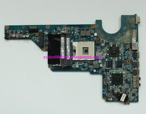 Image 1 - Genuine 636375 001 DA0R13MB6E0 HD6470/1G HM65 Laptop Motherboard Mainboard for HP Pavilion G4 G6 G7T Series NoteBook PC