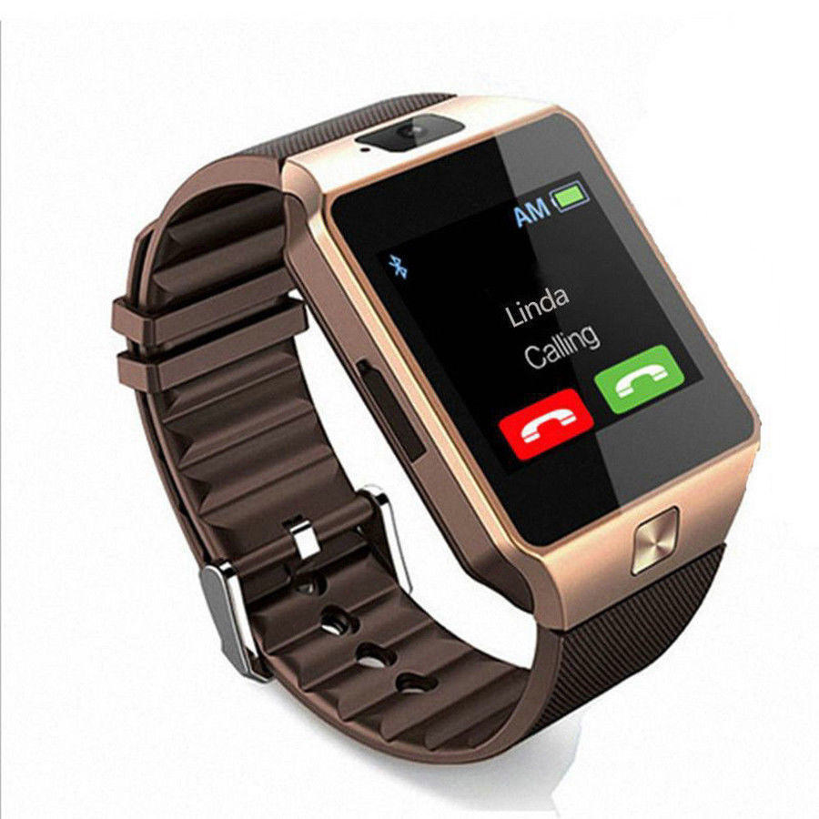 Latest  Bluetooth Smart Watcht  SIM Slot For HTC Samsung/Android PhoneLatest  Bluetooth Smart Watcht  SIM Slot For HTC Samsung/Android Phone