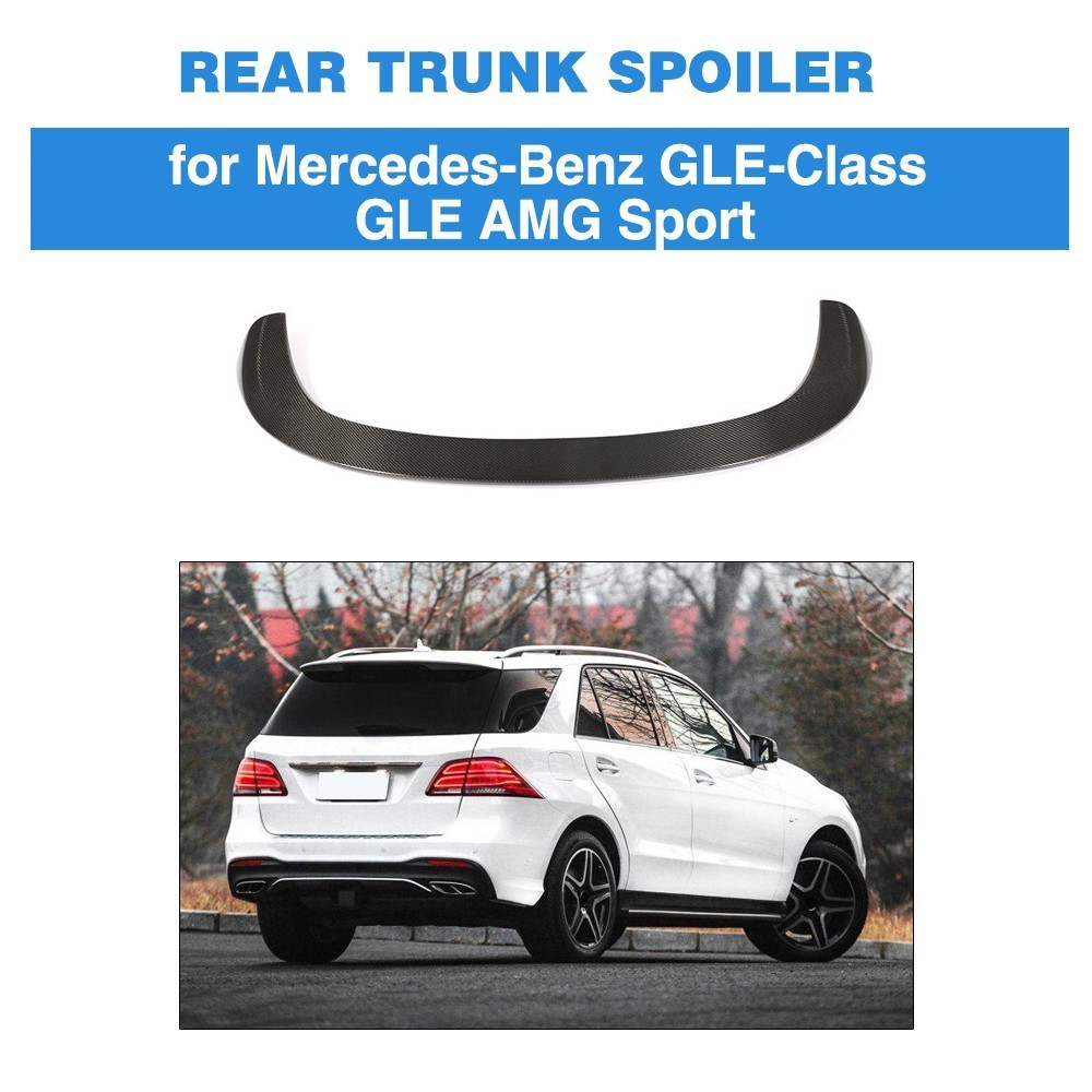 Rear Roof Spoiler Wing For Mercedes Benz GLE Class GLE43