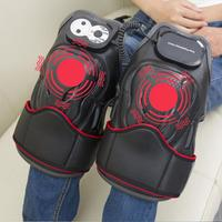 Vibration Massage Hot Compress Knee Pads Moxibustion Physiotherapy Rheumatism Legs Knee Ache Care Kneepad Massager