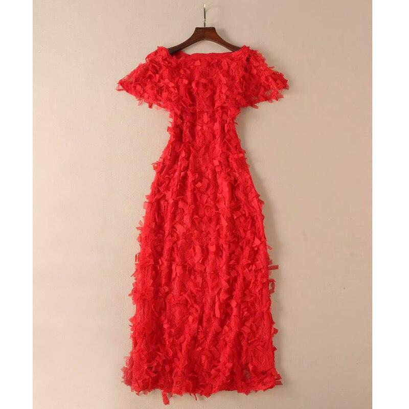 red carpet dresses slash neck off the shoulder a line woman party dress fluffy raw cloth