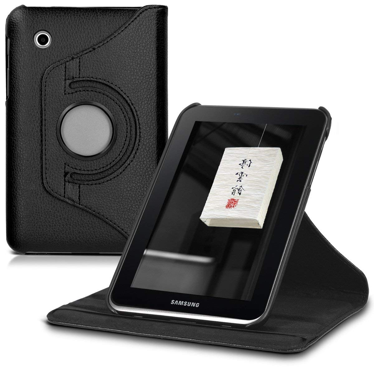 Tab 2 7 GT P3100 P3110 P3108 Flip Folio PU Leather Case Cover Stand For Samsung Galaxy Tab 2 7