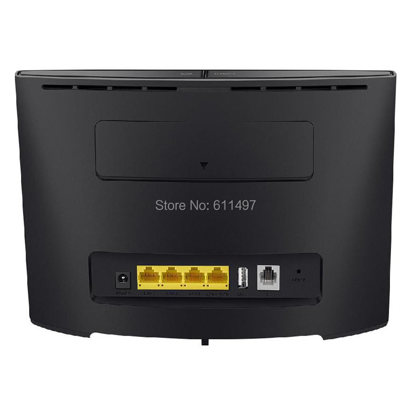 Image 5 - New Unlocked Huawei B525 B525S 65a 4G LTE CPE Router 300Mbps WIFI Gateway Router Cat. 6 Mobile Hotspot  PK E5186s 22a B715s 23c3G/4G Routers   -