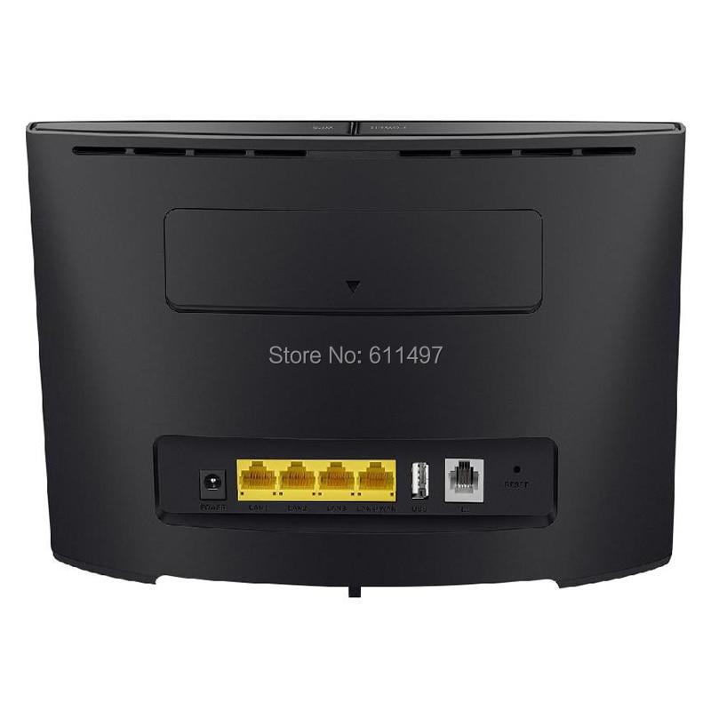 Image 5 - Nowy odblokowany B525S 65a Huawei B525 4G LTE CPE Router 300 mb/s WIFI brama routera Cat. 6 mobilny punkt aktywny PK E5186s 22a B715s 23cRutery 3G/4G   -