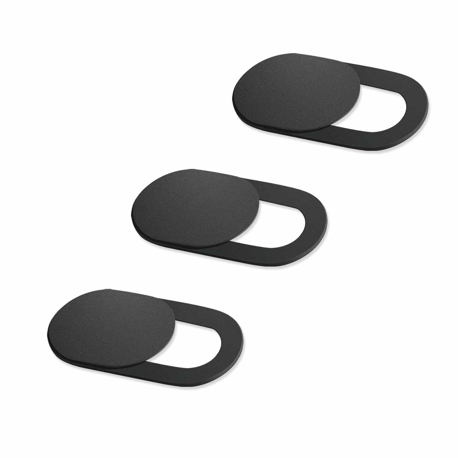 AAAE Top 3 Pack Webcam Cover Ultra-Thin Slide Privacy Protector Camera Cover For Laptop Phone , Protect Your Privacy Security