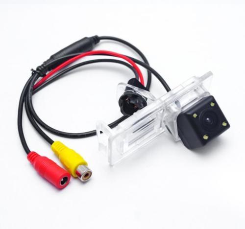 1 pc HD Reverter Câmera de Visão Traseira Do Carro Para Renault Duster para Nissan para Terrano Estacionamento Cam acessórios de alta qualidade