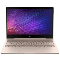 Xiaomi Mi Notebook Air 12.5 inch Windows 10 Intel Core M3 7Y30 Dual Core 2.6GHz 4GB RAM 128GB SSD 1.0MP Camera HDMI Dual Band